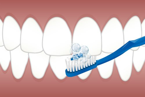 teeth  brush  cleaning