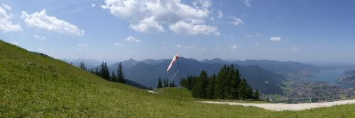 tegernsee dragon fly launch site