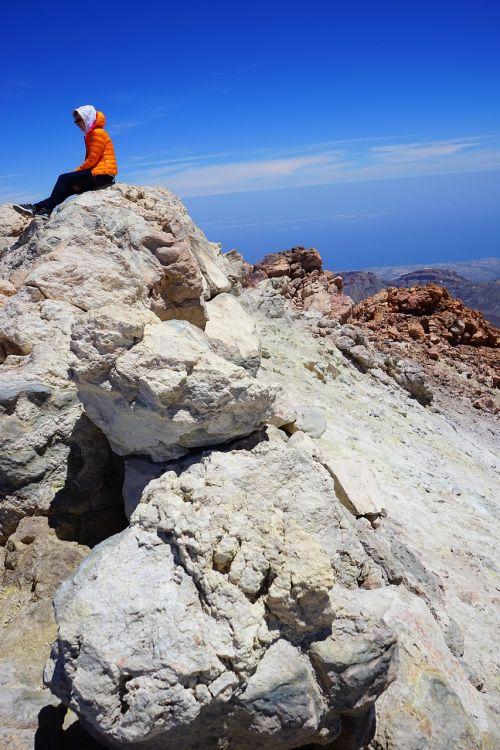 teide,aukščiausiojo lygio susitikimas,teide aukščiausiojo lygio susitikimas,poilsis,pertrauka,pico del teide,vulkaninis krateris,krateris,vulkanas,siera,sieros garai,lava,lavos laukas,vulkaninis,teyde,Teide nacionalinis parkas,Tenerifė,Kanarų salos