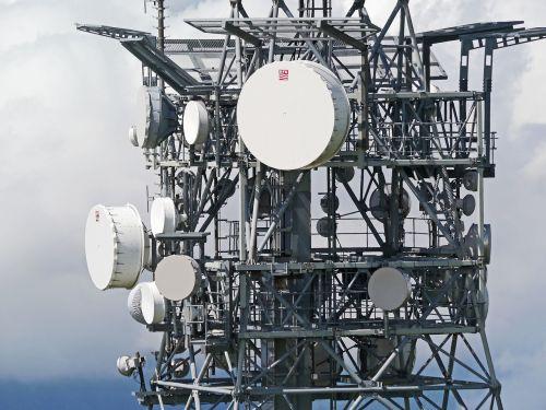 telecommunication tower converter radio supply