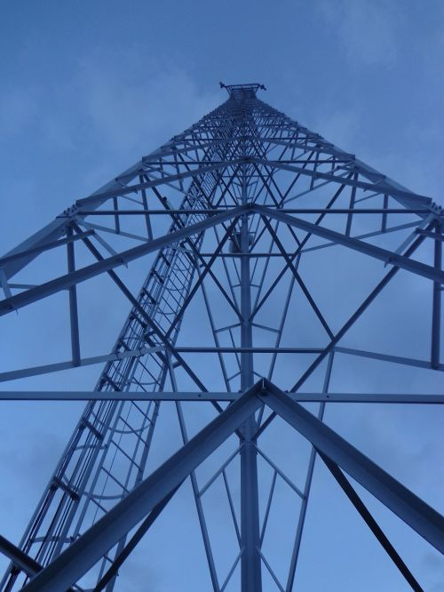 telecommunication towers tower metal structure