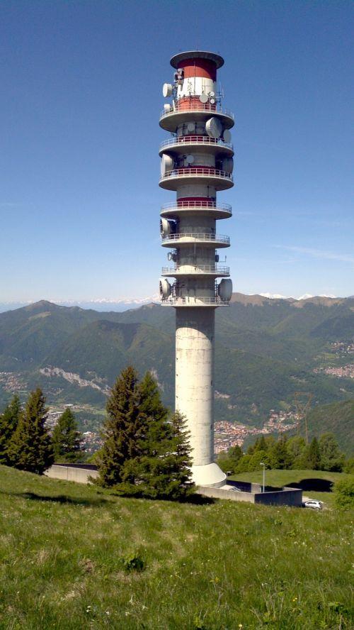 telecommunications tower technology