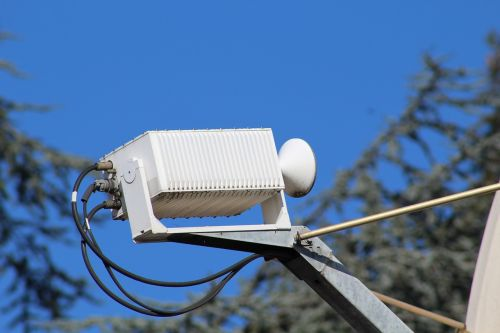 telecommunications transmissions satellite dish