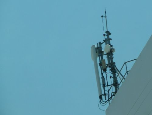 Telecommunications Mast
