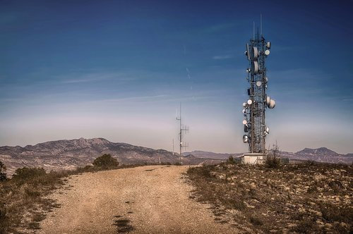 telecommunications tower  tower  telecommunications