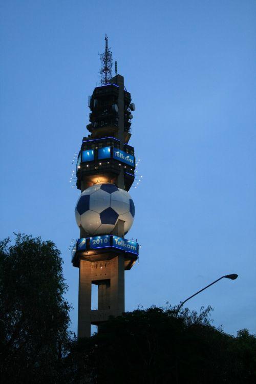 Telecommunications Tower, Pretoria