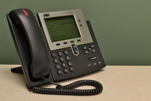 telephone technical support cisco
