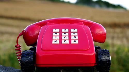telephone red phone