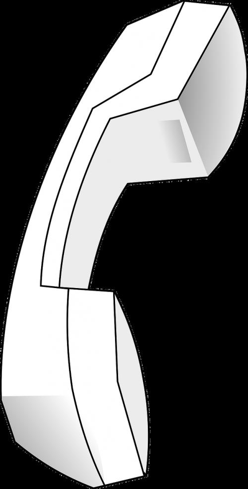 telephone receiver communication
