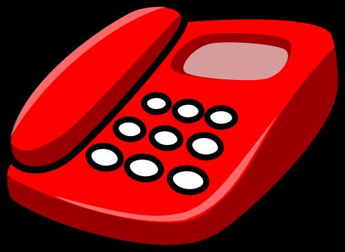 telephone red telecommunications