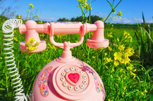 telephone phone communication