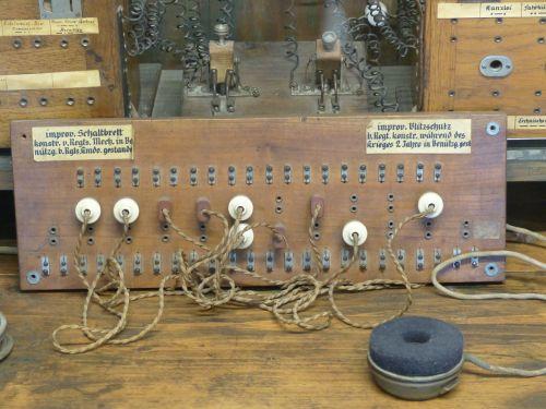 telephone system historically pbx