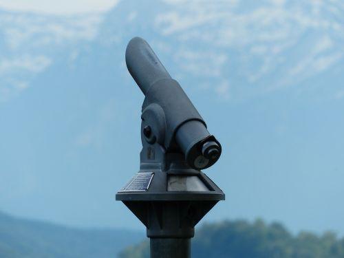 telescope outlook by looking