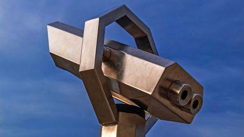 telescope field-glass spyglass