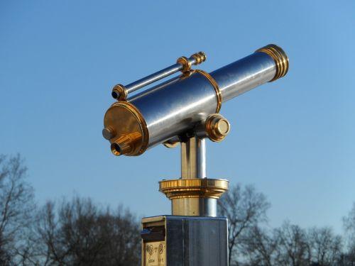 telescope technical feinmechanik