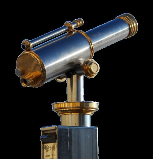 telescope festival coin-operated