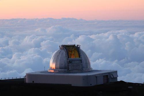 telescope observatory astronomy