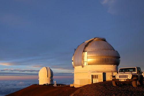 telescope sky outdoors