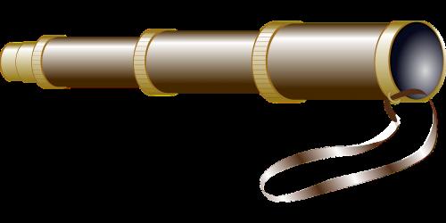 telescope spyglass closer