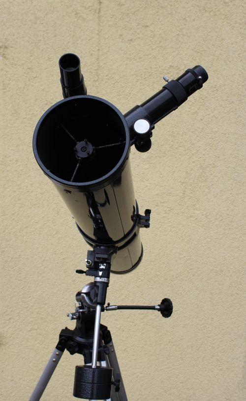 telescope view optics