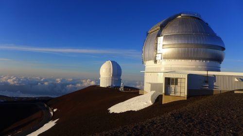 telescopes mauna kea observatory