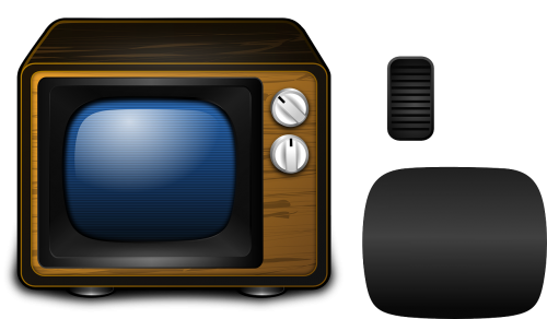 television picture tube video