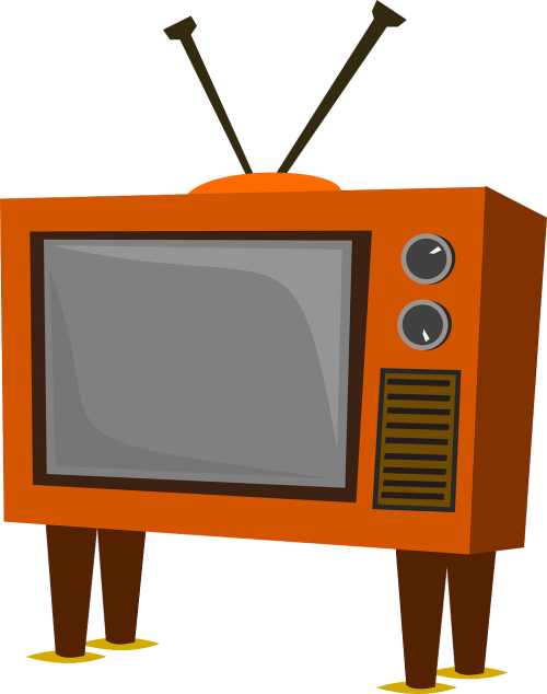television tv funky