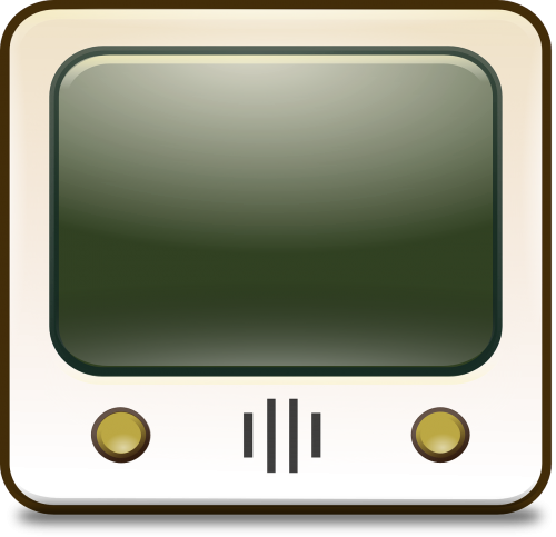 television tube tv tv