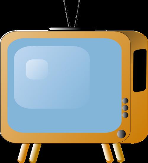 television old set