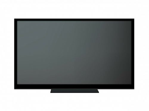 television screen wide