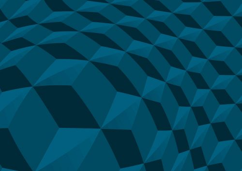 texture 3d honeycomb structure
