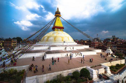 temple hindu nepal