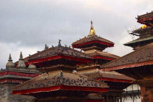 temple kathmandu architecture