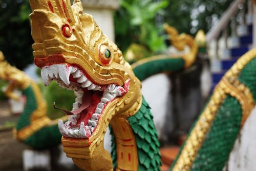 temple spirit deity