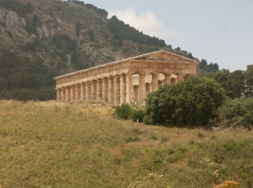 temple sicily greek