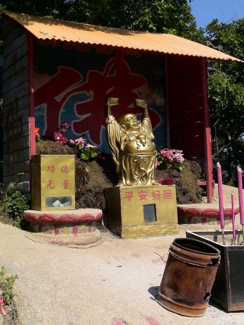 temple buddah statue