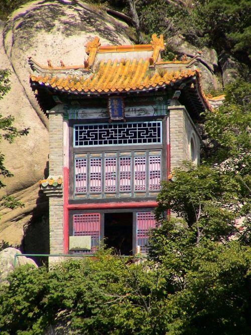 temple building architecture