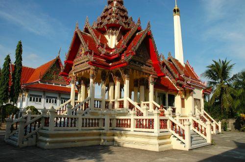 temple pattaya thailand