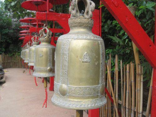 temple bells buddhist