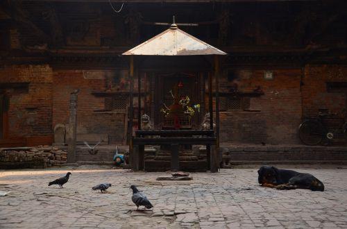 temple kathmandu nepal