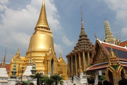 temple buda thailand