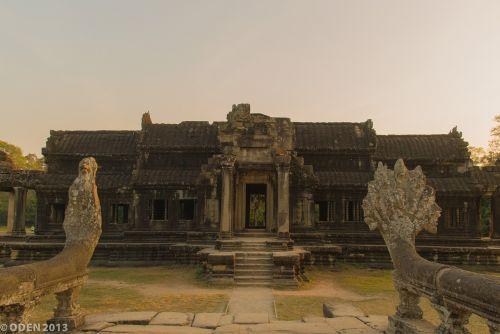 temple angkor pagoda