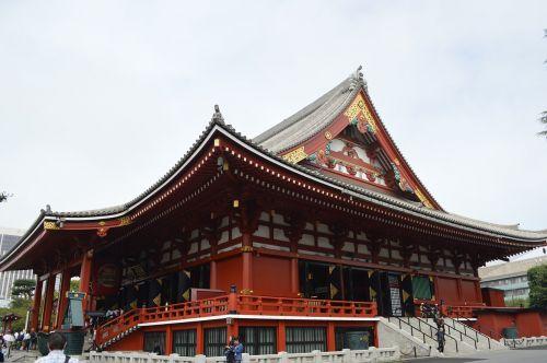 temple japan dragon
