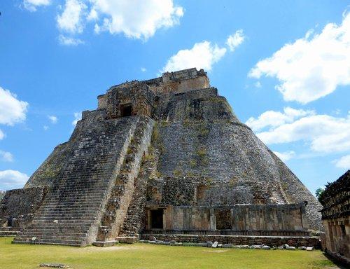 temple  mexico travel  antique