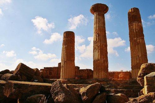 temple  antique  antiquity