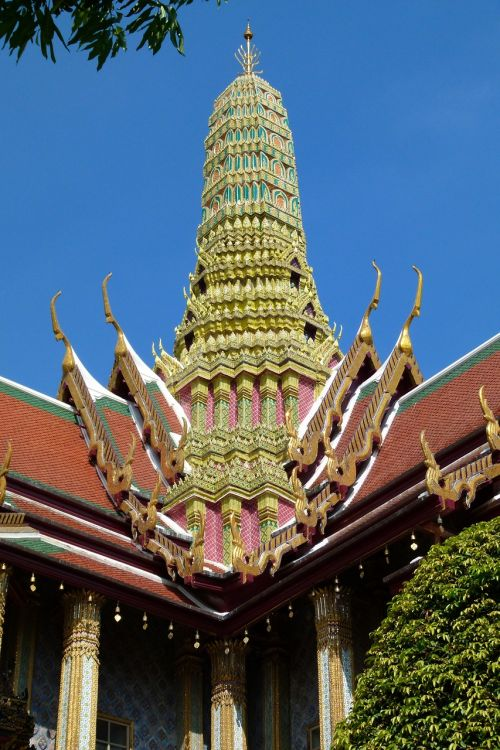 temple thailand buddhism