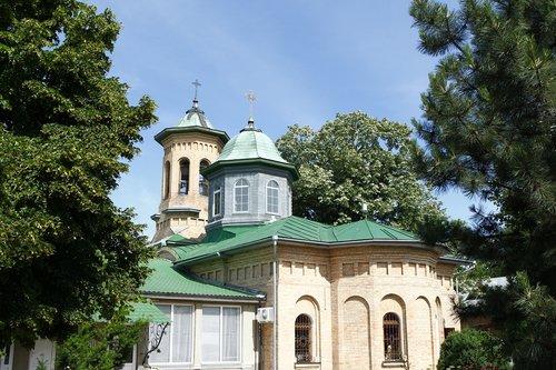 temple  monastery  church