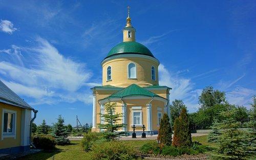 temple  orthodoxy  russia
