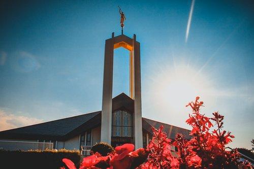 temple  freiberg  church