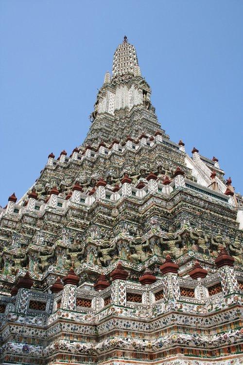 temple  thailand  bangkok